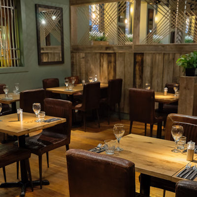 Restaurants near the Opera House Manchester - Featherblade Manchester