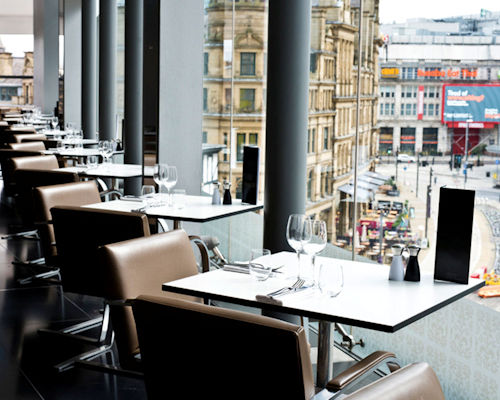Restaurants Of Manchester ~ Second Floor Brasserie