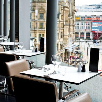 Restaurants Manchester ~ Second Floor Harvey Nichols