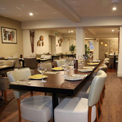 Indian Restaurants Manchester - Kashmir 1887 Restaurant & Bar Manchester