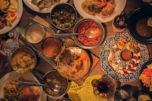 Restaurants with Delivery or Takeaway in Manchester ~Mughli Rusholme Manchester