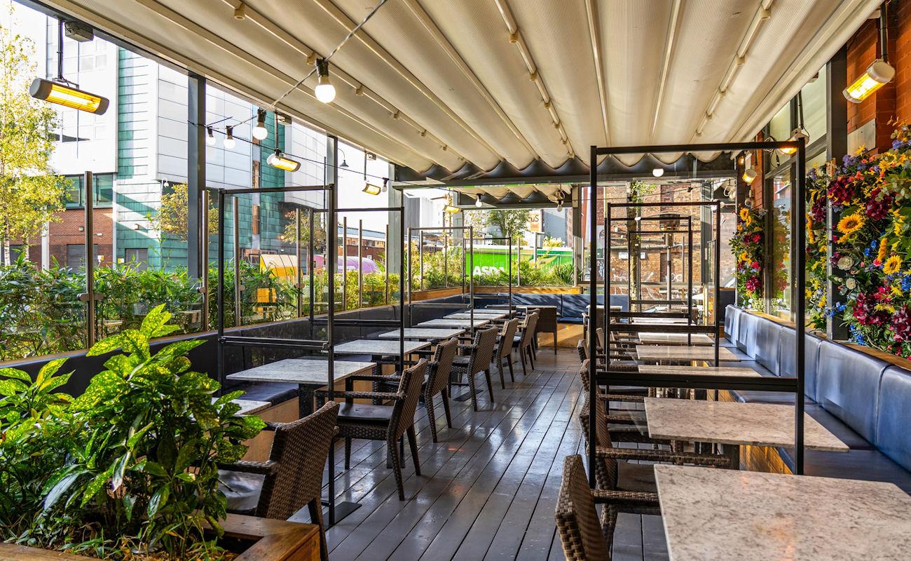 Manchester restaurants - Zouk Manchester