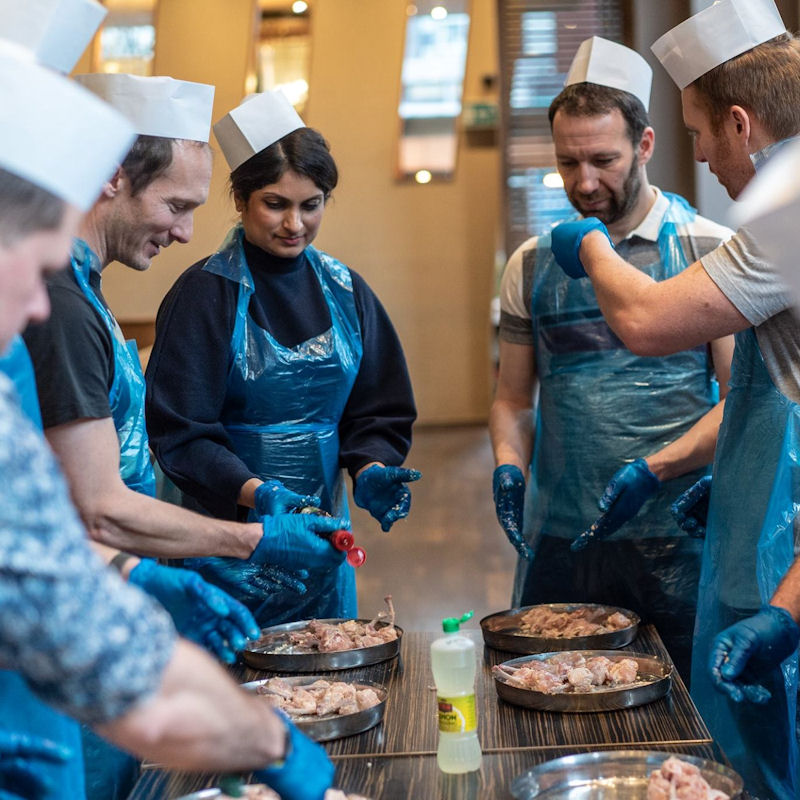 Manchester Restaurants - Cooking schools in Manchester