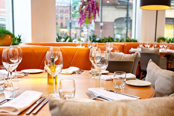 Restaurants near Manchester Opera House ~ Don Giovanni Manchester