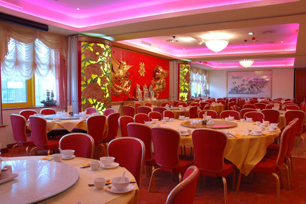 Best Chinese restaurants Manchester ~ Glamorous