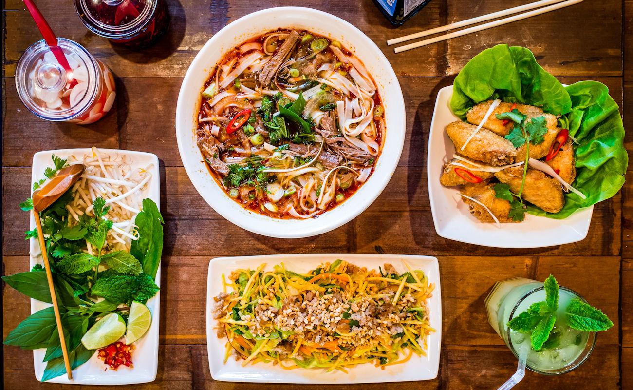 Oriental Restaurants in Manchester - Pho Manchester