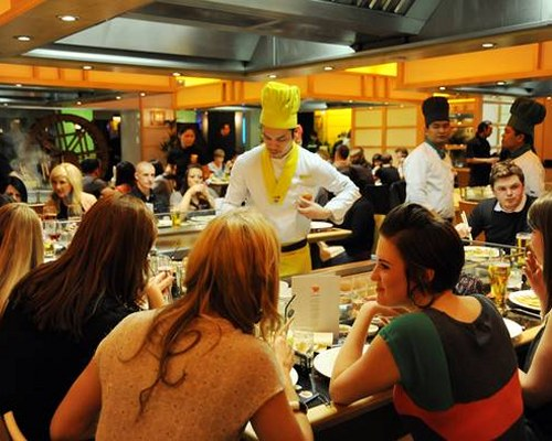 Manchester Restaurant Offers - Sapporo Teppanyaki Manchester