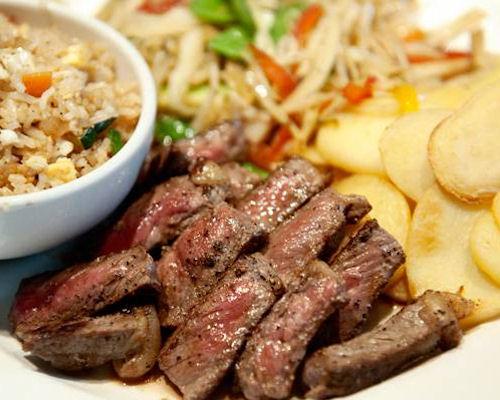 Japanese Restaraunts Manchester - Sapporo Teppanyaki