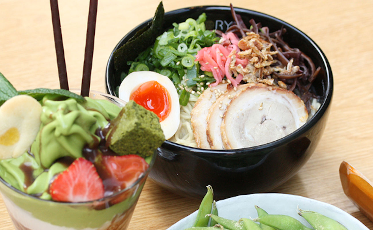 Manchester Restaurants ~ Shoryu Ramen