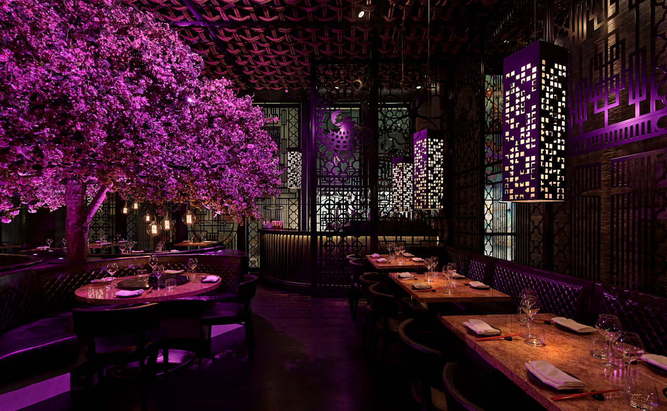 Manchester Restaurants news ~ Tattu Manchester