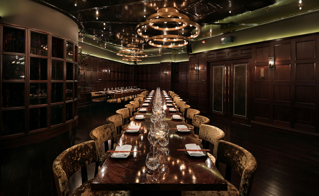 Private Dining Rooms in Manchester - Tattu Manchester