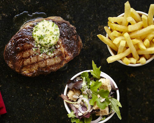Restaurants near the Opera House Manchester - Steak & Lobster Manchester