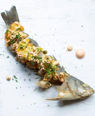 Best fish restaurant in Manchester - Tast Catalana Manchester